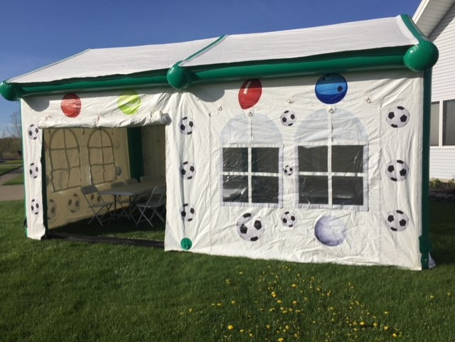 Clarence NY tent rental