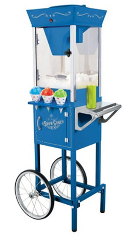 Snowcone Machine with Stand