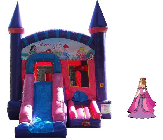 Princess Castle Combination