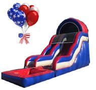 Patriot Water Slide & Pool