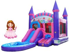 Princess Castle with Pool