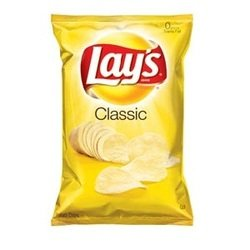 Small bag of chips
