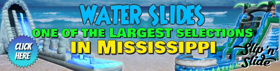 Choose a Water Slide!