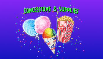 concession rentals near me