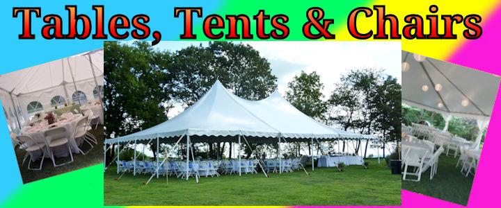 tent rentals near me