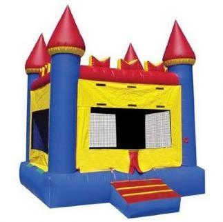 Castle Bounce House 2