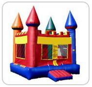 Castle Bounce House 1