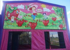 Strawberry Shortcake Bounce House