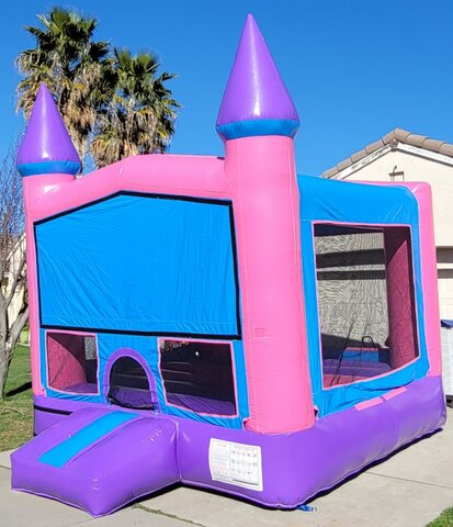 Princess Castle Jump House