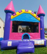 Premium Girl Bounce House