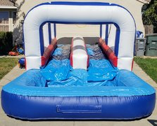 All American Dual Lane Slip and Slide