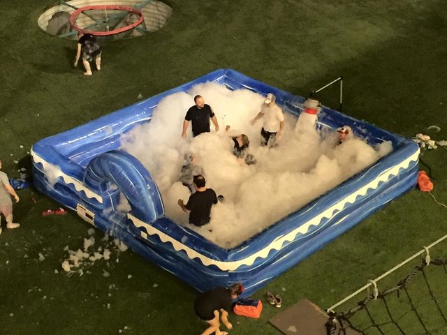 Foam Party Additional Hours