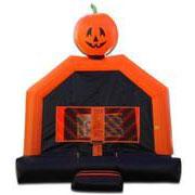 Halloween Bouncer Rental
