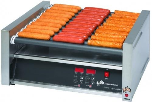 Hot Dog Grill Star Grill Max Pro