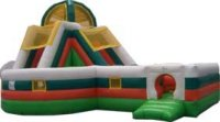 25' Jumbo Yard Obstacle Course