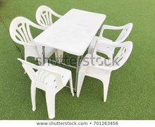 2 Tables & 10 Chairs