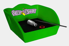 Stand a Bottle Carnival Game Rental
