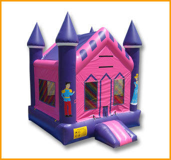 Princess Palace Bouncer