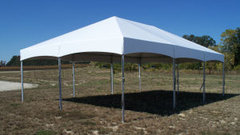 20Ft Wide Deluxe Tents
