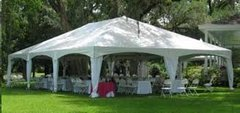 30Ft Wide Deluxe Tents
