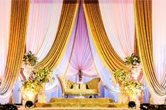 Custom Draping, Backdrops, Gazebos