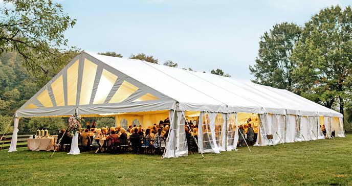 bay area tent rentals