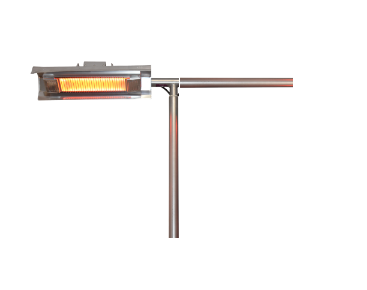 Electric Radiant Heater Single (5000 Watts)
