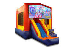 Circus/Carnival with Slide