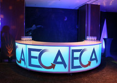 Bar Rental w/ Customized Logo/Graphic