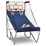 1 on 1 Electronic Score Basketball (6 Balls)