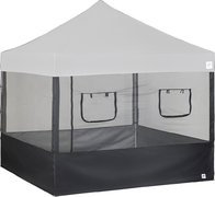 10' X 10' Canopy W/Food Mesh (setup not included)