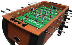 Deluxe Foosball Table (2 Balls)