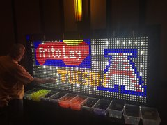 Giant Light Brite