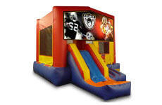Raiders with Slide