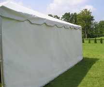 10Ft Solid Tent Wall (No Windows)