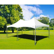 10 x 20 Deluxe High Peak Tent (Fire Rtdnt)