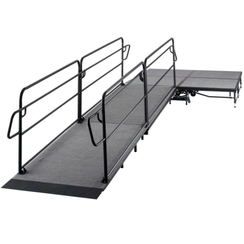 Stage Rails & Ramps