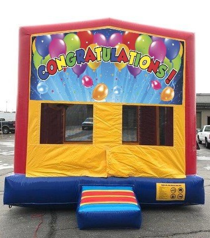 Congratulations Bounce House