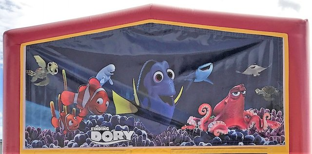 Dory and Nemo Large Combo Wet