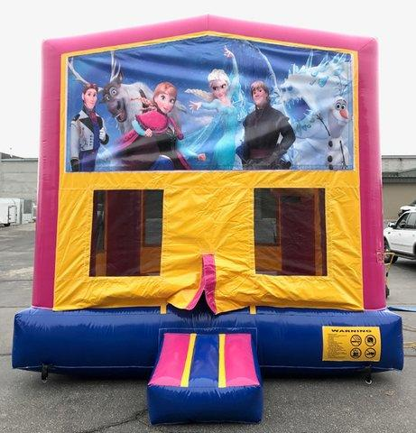 Frozen 2 Bounce House