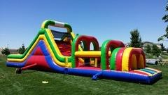 50 Foot Obstacle CourseSize 50 L x 13 W x 16 H