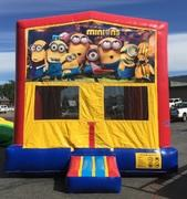 Minion Bounce HouseSize 13 L x 13 W x 14 H