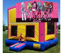 Monster High Bounce HouseSize 13 L x 13 W x 14 H