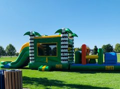Luau Obstacle CourseSize 45 L x 13 W x 15 H