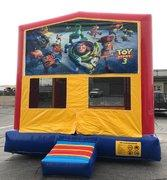 Toy Story 3 Bounce HouseSize 13 L x 13 W x 14 H