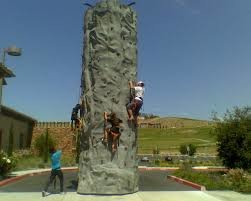 3 Person Rock Climb Wall
