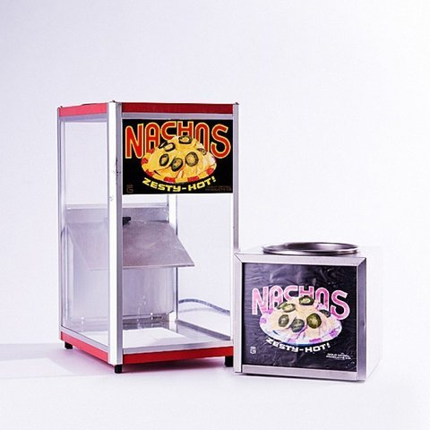 Nacho Machine & Cheese Warmer