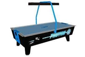 Extreme Air Hockey (4 Paddles, 2 Pucks)