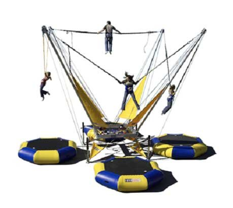 4 Person Euro Bungee w/Attendants