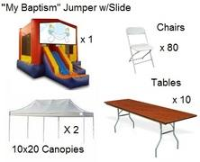 My Baptism Package